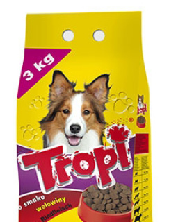 Photo №1. Tropi new dry food in the city of Kharkov. Price - 1$. Announcement № 1111